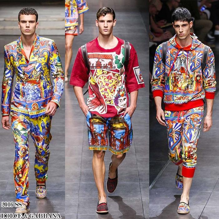 2016春夏米兰男装周|中国风和花样少年你喜欢哪个? - toni雌和尚 - toni 雌和尚的时尚经