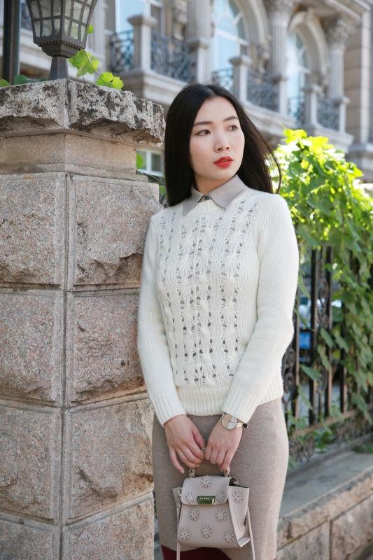 选件轻薄保暖又时髦无敌的衣衫,这才是今秋你的时尚法则 - AnaCoppla - AnaCoppla