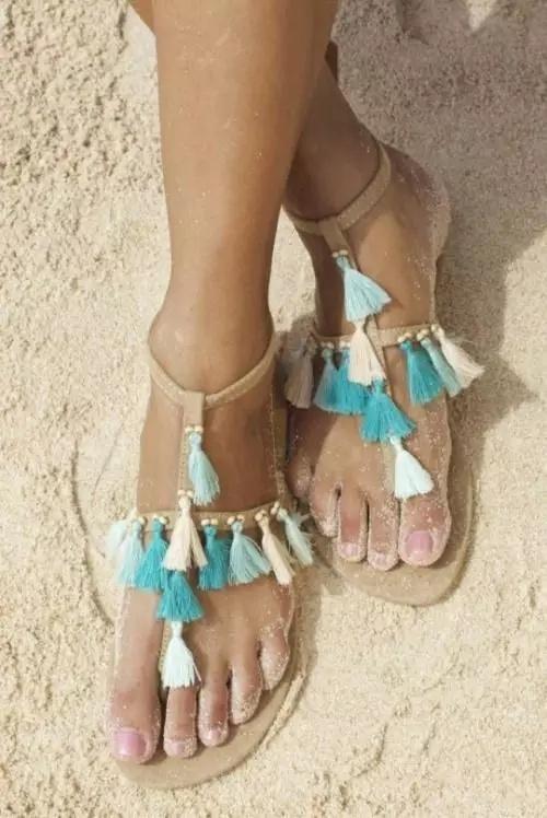 这几双鞋够你搭配一整个夏天 - toni雌和尚 - toni 雌和尚的时尚经
