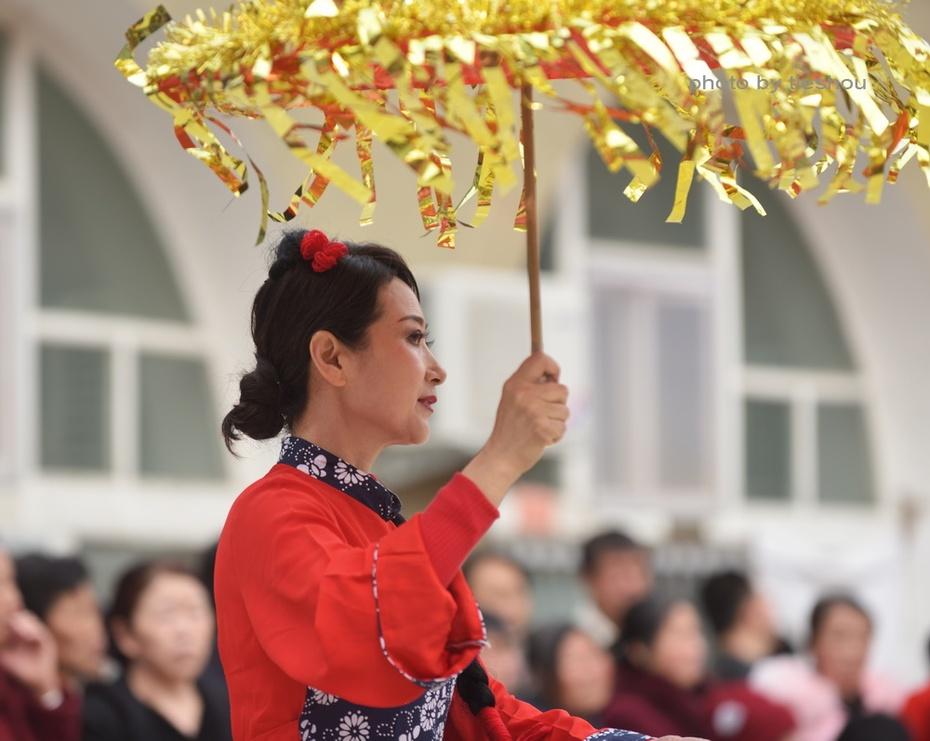 陕北风情(20)—— 印斗大秧歌_图1-46