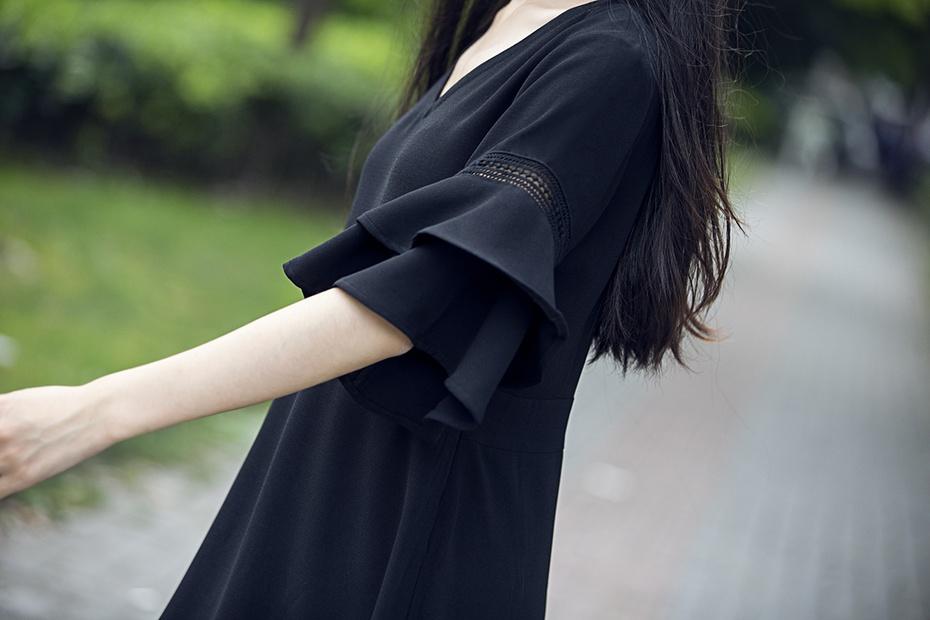 [Ava搭配周记]时尚色,从简单的黑与白开始。 - AvaFoo - Avas Fashion Blog