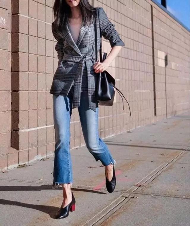 你们的问题 | 选一双合适的中跟鞋 - toni雌和尚 - toni 雌和尚的时尚经