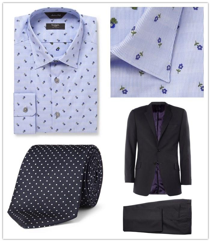 如何穿好碎花衬衫 展露内心小风骚 - GQ智族 - GQ男士网官方博客