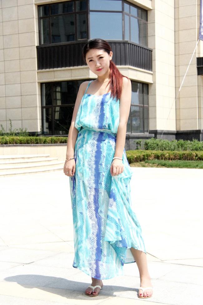 【Anko搭配】超适合沙滩蜜月的连衣裙穿搭 - Anko - Anko