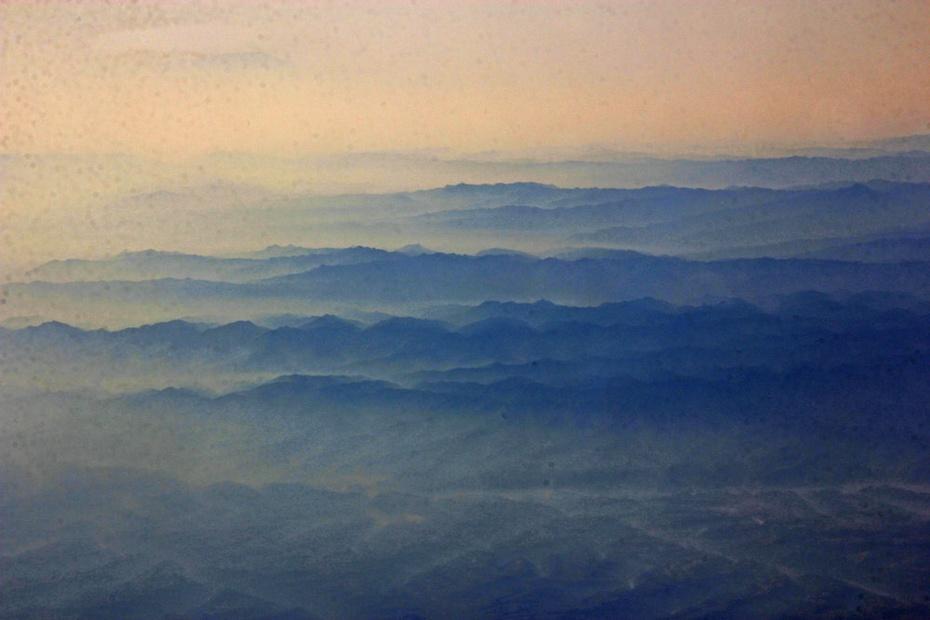 高空万米飞越祖国,金龙狂舞锦绣山河--早春云贵游之一 - 侠义客 - 伊大成 的博客