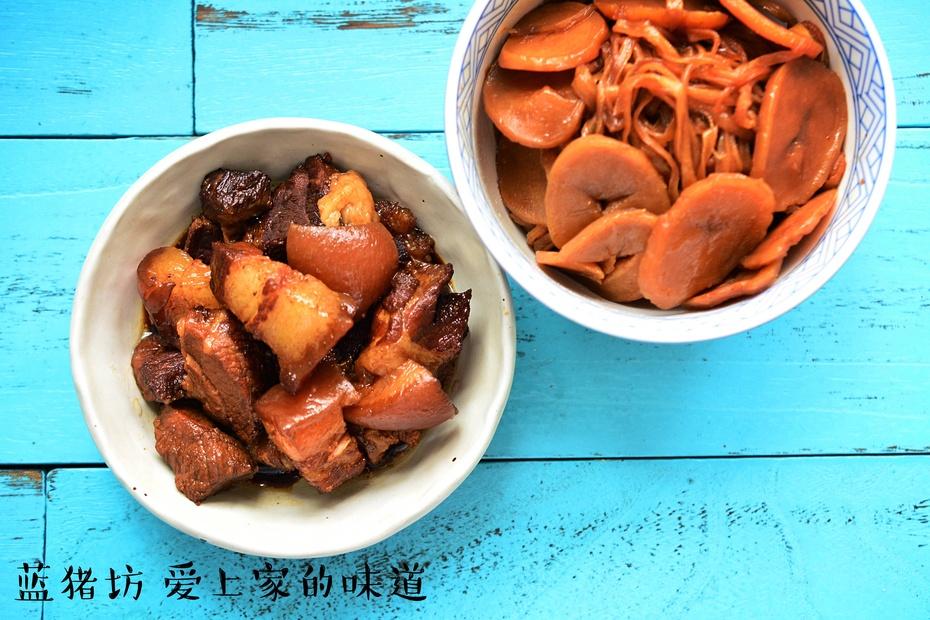 不用一滴水,做出肥而不腻的红烧肉!必须要学会 - 蓝冰滢 - 蓝猪坊 创意美食工作室