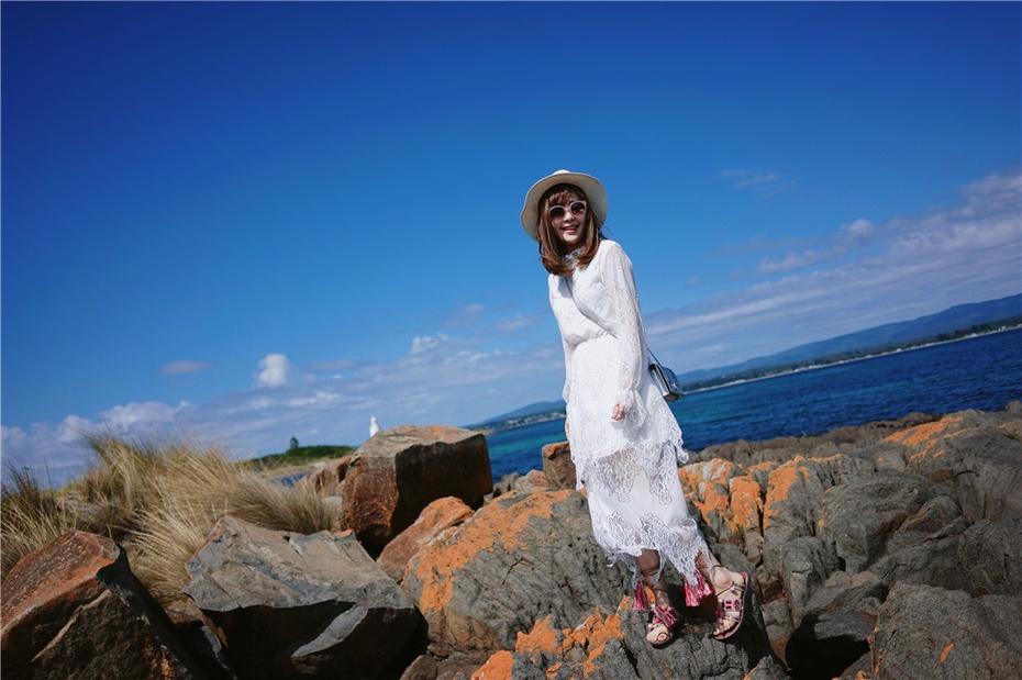 【周若雪Patty】初见让我心跳加速的塔斯马尼亚岛(上) - 周若雪Patty - 周若雪Patty
