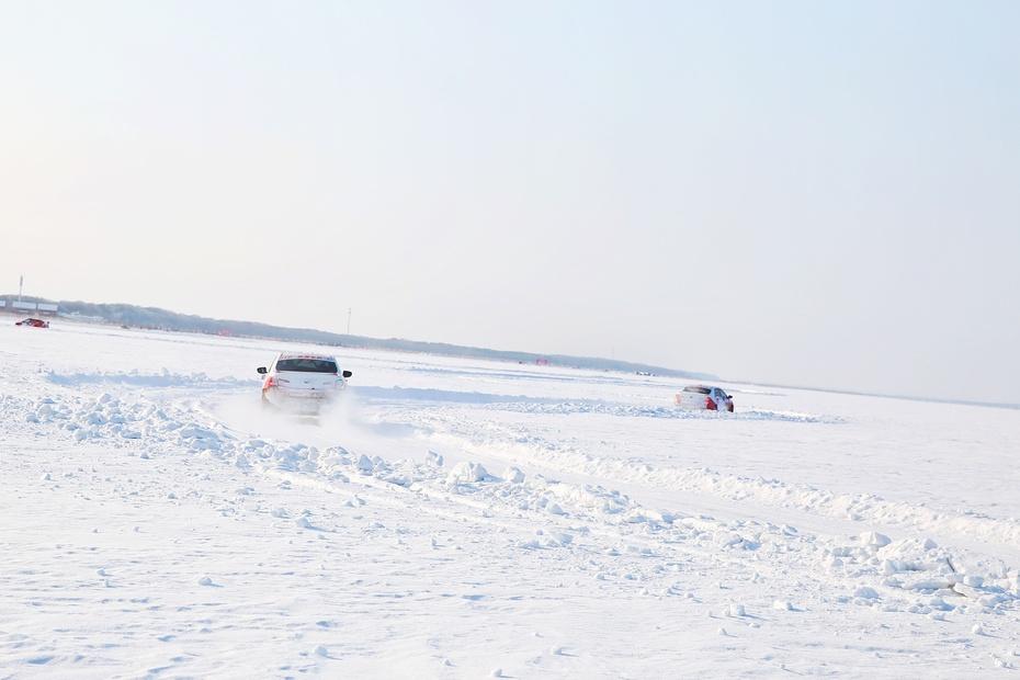 秦哥CRC:冰雪奇缘,-27摄氏度的狂欢 - 小树幸福 - 小树幸福