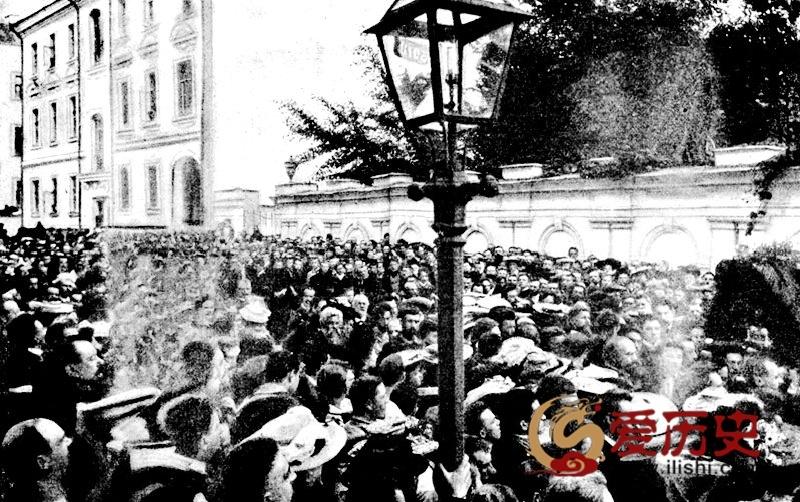 巨星陨落 文豪契科夫的盛大葬礼 - 爱历史 - 爱历史---老照片的故事