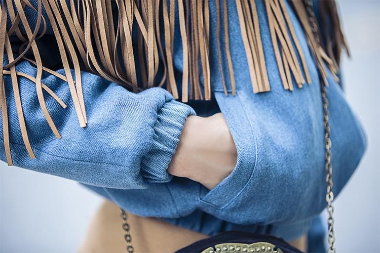 [Ava搭配日记]流苏的热情 - AvaFoo - Avas Fashion Blog