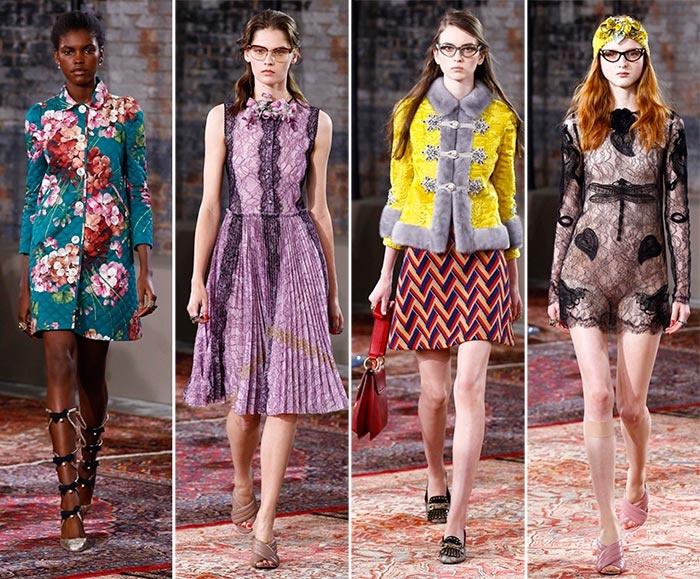 Gucci 2016早春系列,五颜六色搭出高级的feel! - toni雌和尚 - toni 雌和尚的时尚经