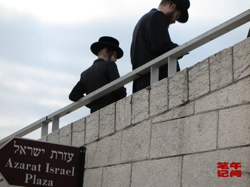 哭泣的西墙--耶路撒冷(1)_图1-17