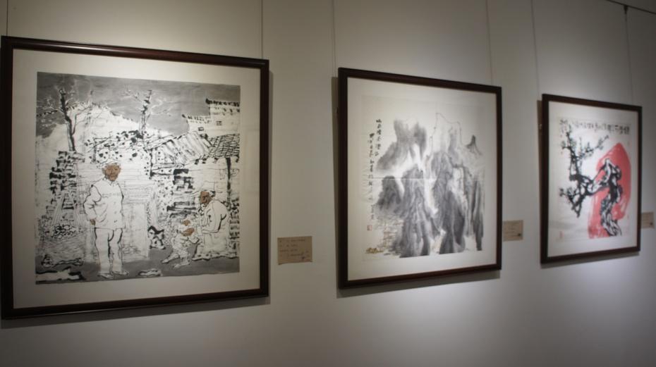 桂林美术馆三十年馆藏精品展 - 余昌国 - 我的博客