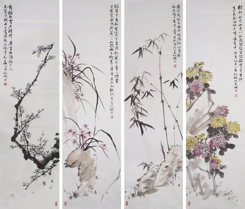 20150627中国书画名家滇西行(25-26)图片
