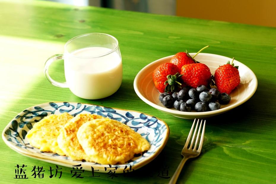 五分钟搞定健康早餐,你现在知道还不晚 - 蓝冰滢 - 蓝猪坊 创意美食工作室