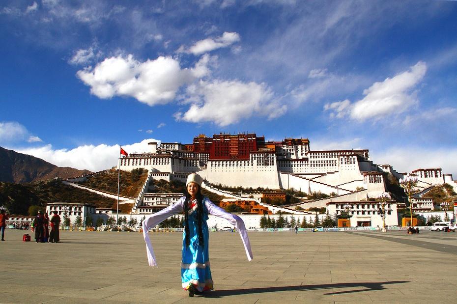 西藏:雄伟壮观的心中圣殿布达拉宫 - 海军航空兵 - 海军航空兵