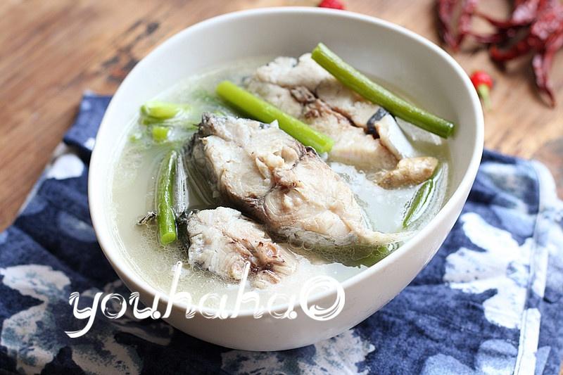 清炖鲅鱼--岛城人最喜欢的原汁原味吃法 - 海军航空兵 - 海军航空兵