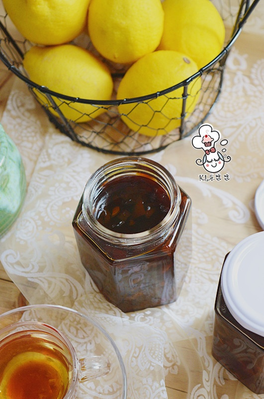 柠檬膏 - 排毒美白治便秘的好配方 - 慢美食博客 - 慢美食博客 美食厨房