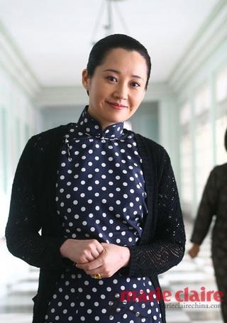 不走甜美走帅气的冻龄许晴 越挫越帅 - 嘉人marieclaire - 嘉人中文网 官方博客