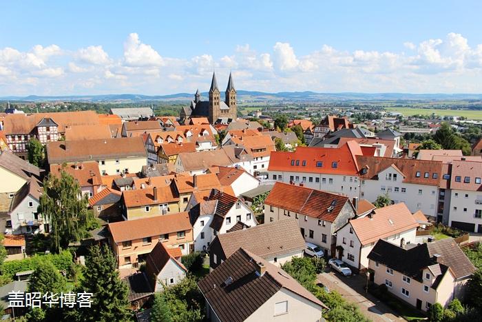我们真应该看看德国是怎么维护小镇的 - 盖昭华 - 盖昭华的博客