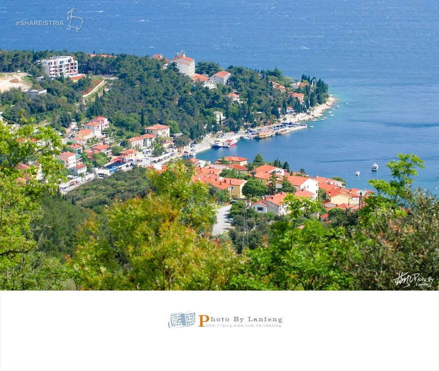 """【伊斯特拉】""""魔幻之地""""的海边小镇 - 蓝风 - 蓝风的图像家园"""