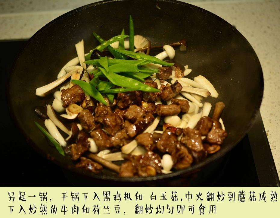 春节不想胖三斤?这道肉菜拯救你 - 蓝冰滢 - 蓝猪坊 创意美食工作室