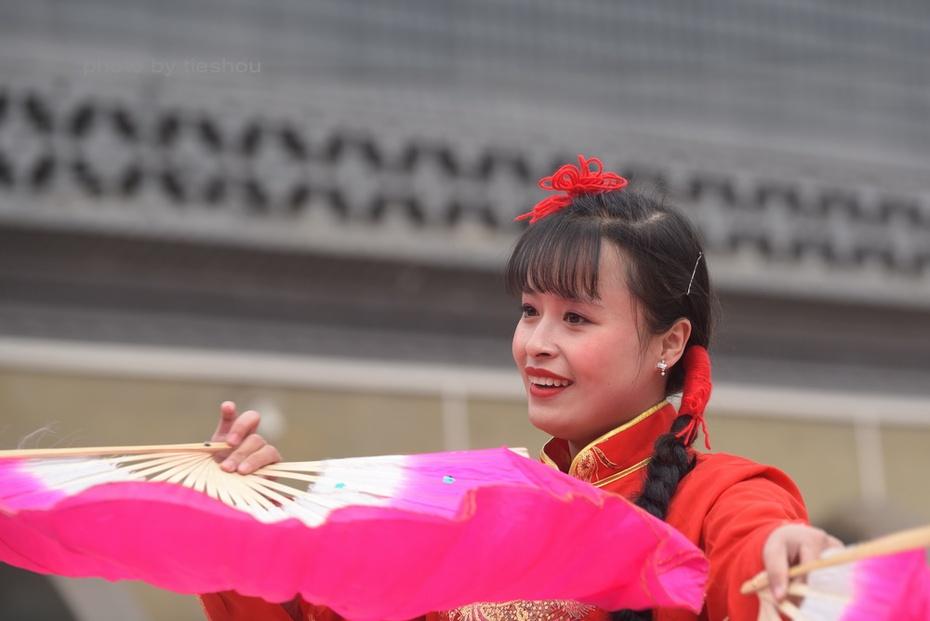 陕北风情(20)—— 印斗大秧歌_图1-74