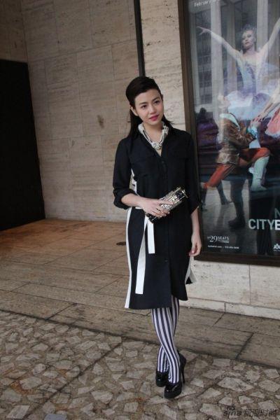 从丑哭到美哭 陈妍希恋爱后衣品一路飙升 - 嘉人marieclaire - 嘉人中文网 官方博客