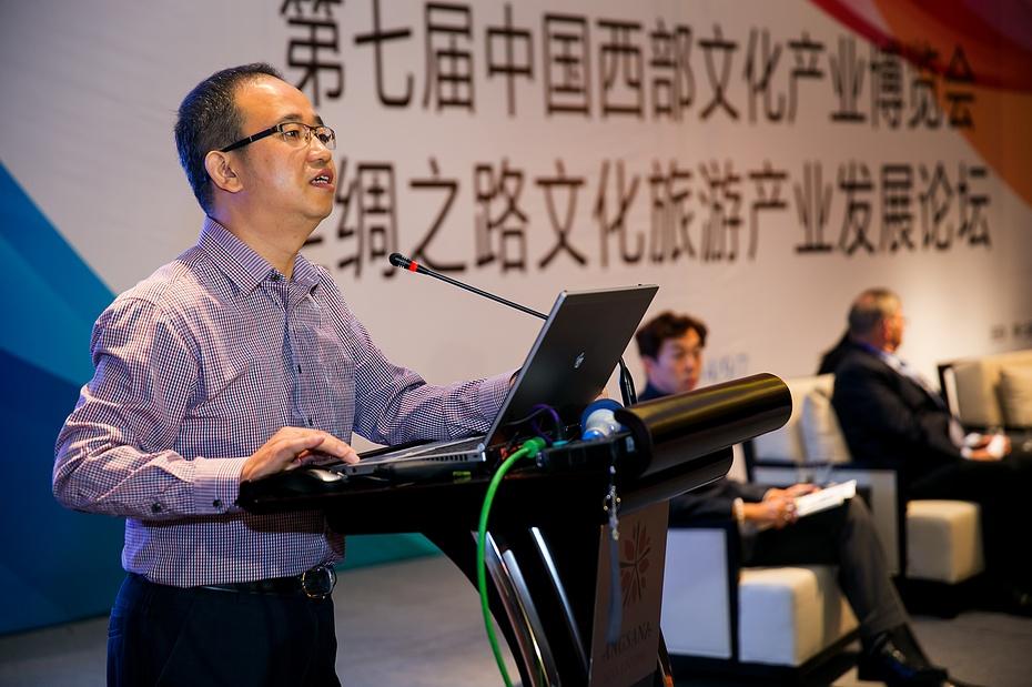 刘思敏:长安西望,充分发挥丝路起点的辐射力 - 刘思敏 - 刘思敏的博客