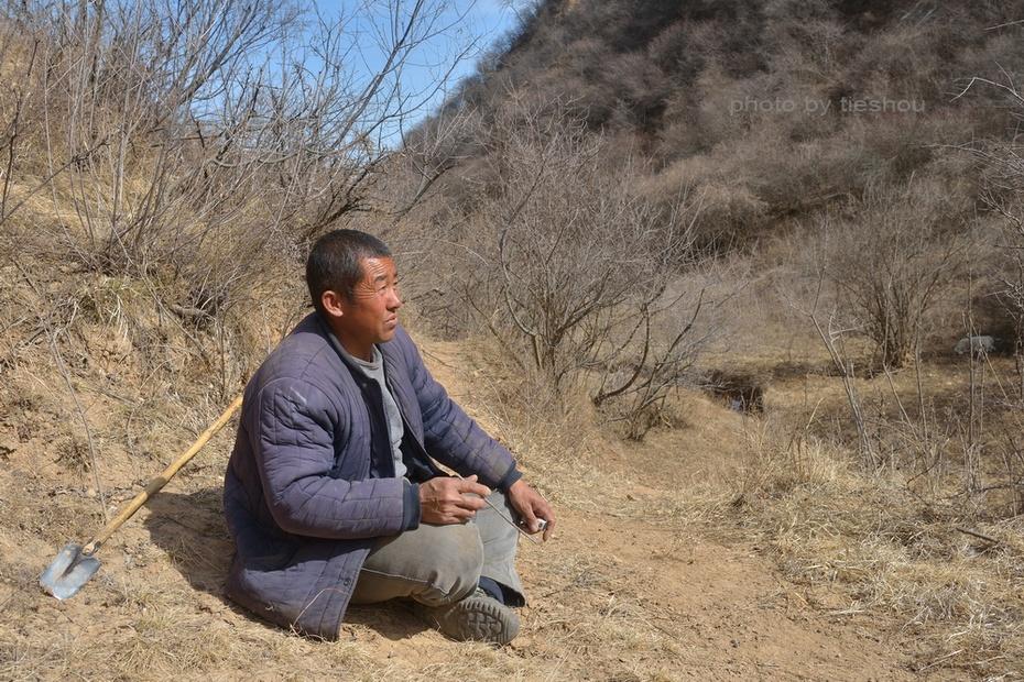 陕北风情(11)—— 魏塔放羊倌_图1-41