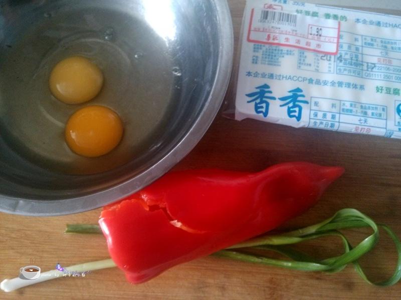 【儿童营养菜谱】超级简单的微波炉版肉末豆腐羹 - 叶子的小厨 - 叶子的小厨