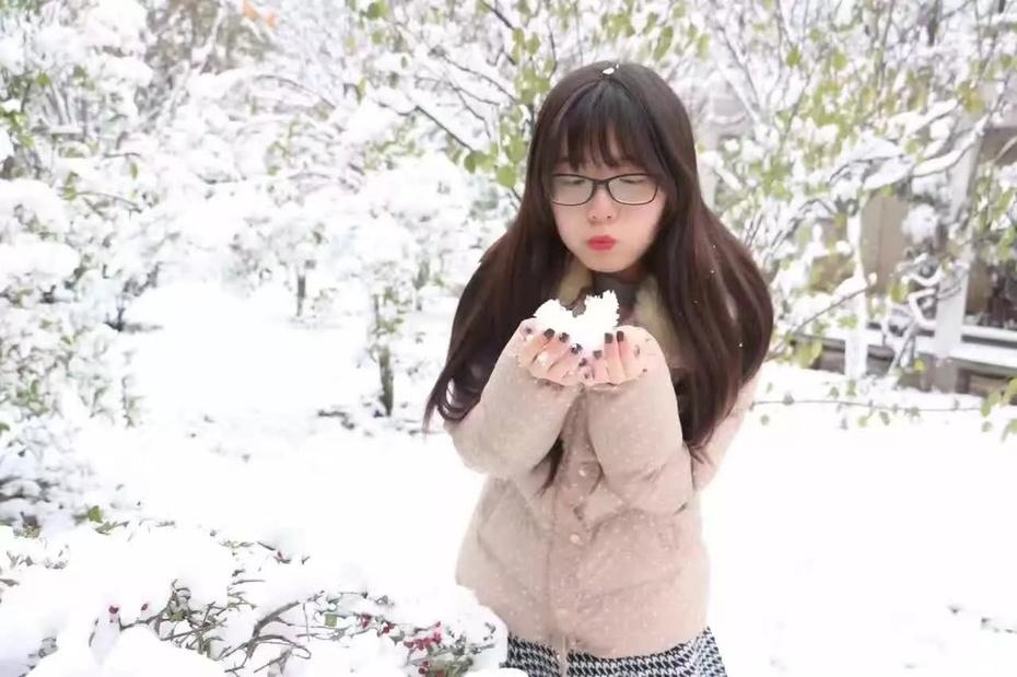 淮安雪 - 蔷薇花开 - 蔷薇花开的博客