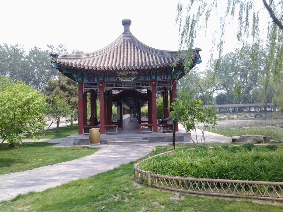 颐和园美景(手机摄影) - 读万卷书 - 读书学习
