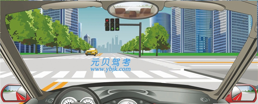 駕駛機動車在這種情況下不能左轉彎。答案是對