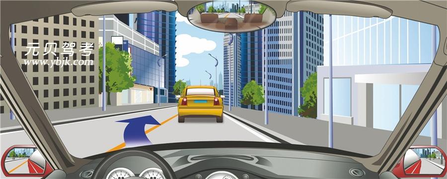 驾驶机动车在这种道路上超车可借对向车道行驶。答案是错