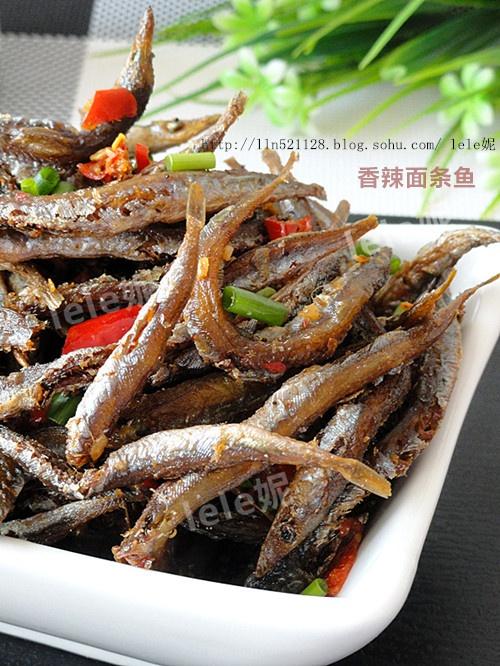 美味下酒菜---香辣面条鱼 - 慢美食 - 慢 美 食
