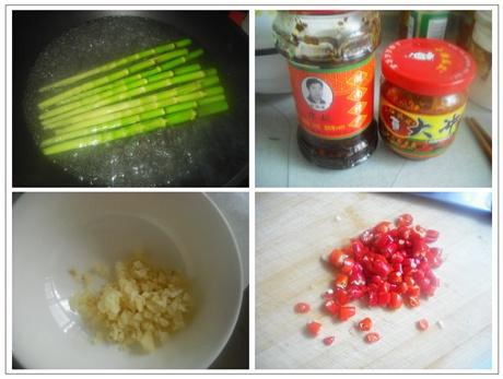 【剁椒烧春笋】有辣味衬托的春鲜味 - 慢美食 - 慢 美 食
