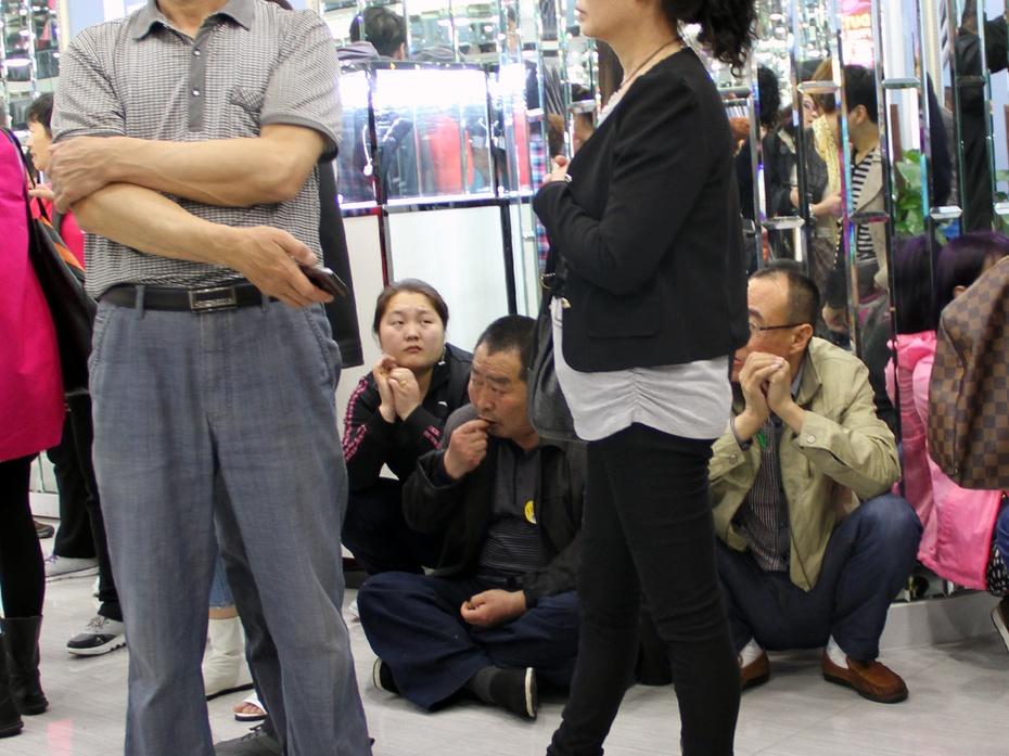 一张改变不了的中国脸—香港首饰店里的小故事 - Seraph - Seraph