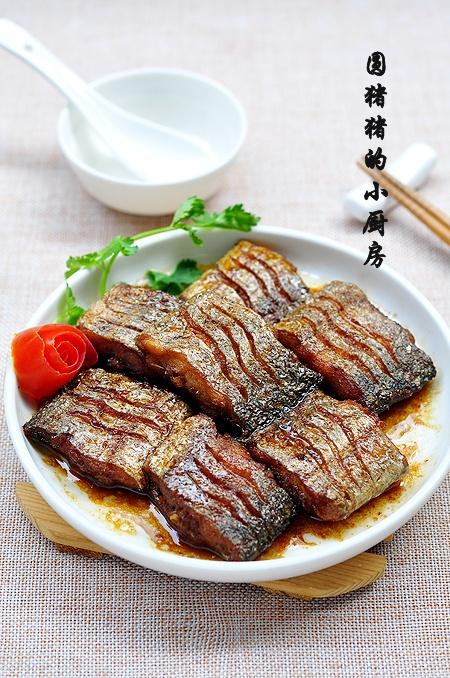 最爱下饭菜——五香带鱼 - 慢美食 - 慢 美 食