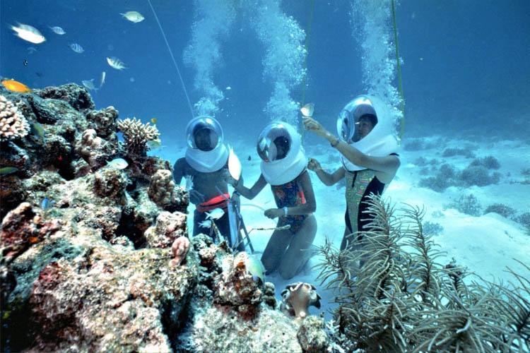 【泰国】逃离寒冬,普吉岛体验神奇的海底漫步 - 海军航空兵 - 海军航空兵