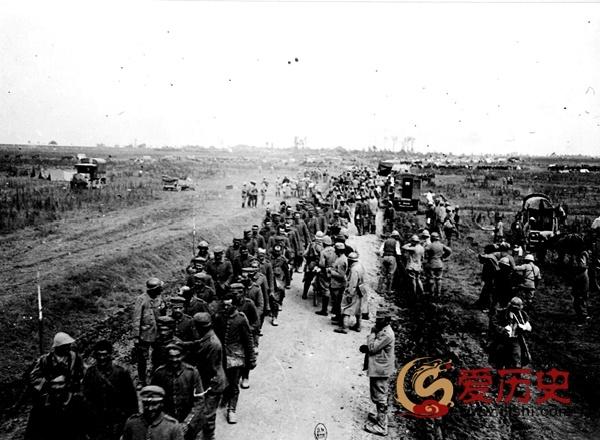 随军记者眼中的索姆河会战 - 爱历史 - 爱历史---老照片的故事