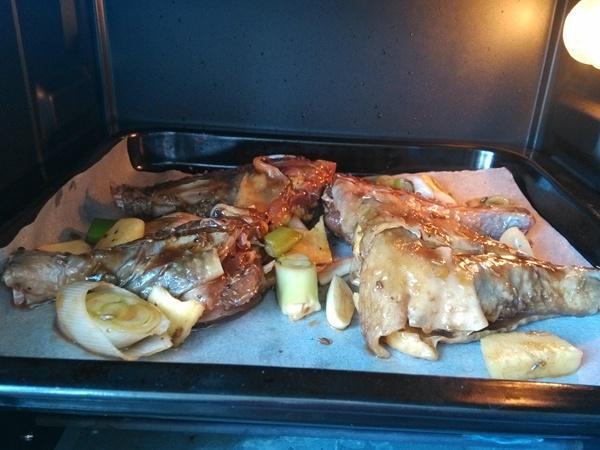 黑椒孜然烤鸡腿 - 叶子的小厨 - 叶子的小厨