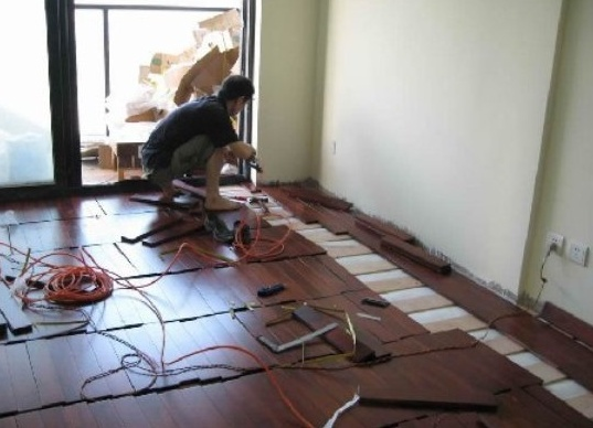家居装修diy 地板安装时的遗憾