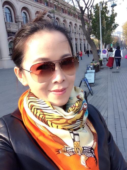 天津深秋印象记 - yushunshun - 鱼顺顺的博客
