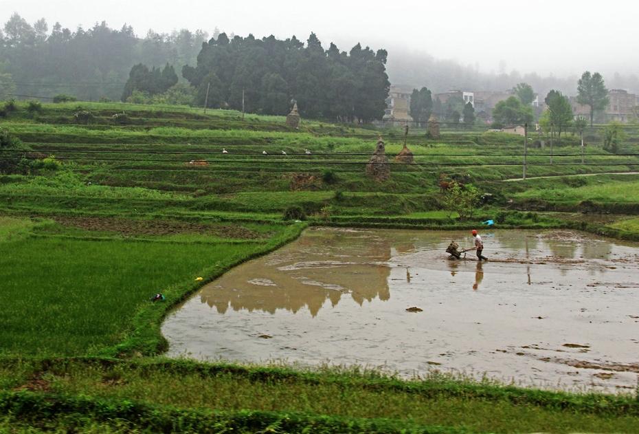 离榕江一路美景到荔波,过三都水族风情看刺绣-黔南游之十三 - 侠义客 - 伊大成 的博客