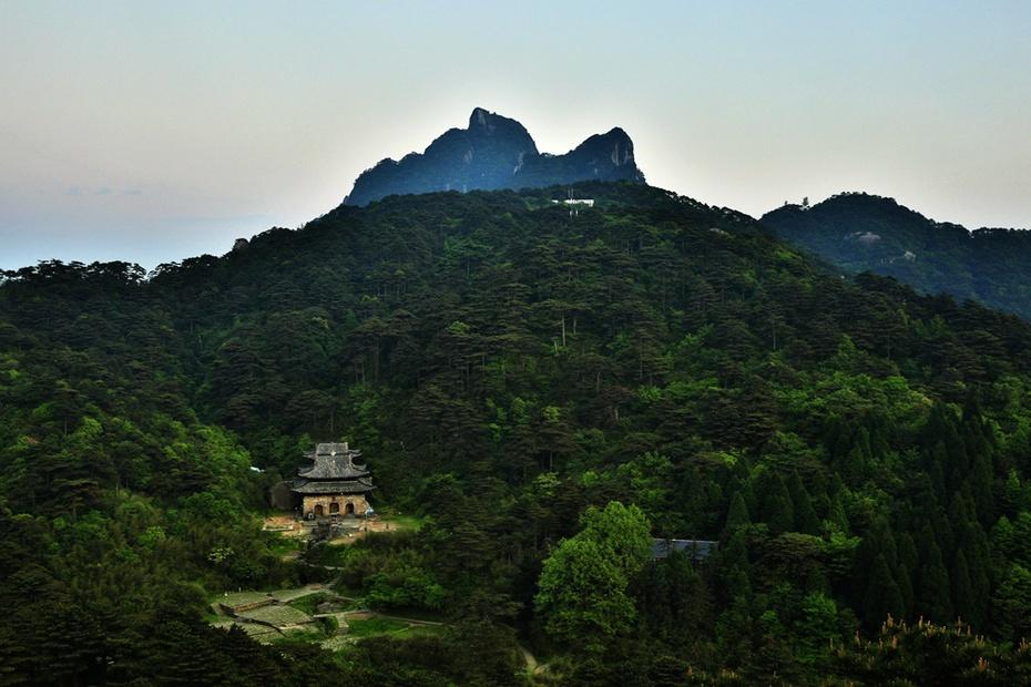 【江西】三清山上看日出日落 - 潘昶永 - 往事并不如烟