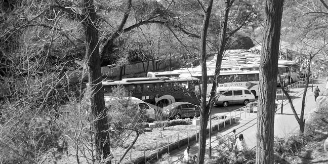 2016-4-9 乐水行之16季-16 列车进春天,我们走关沟 - stew tiger - 乐水行的风斗