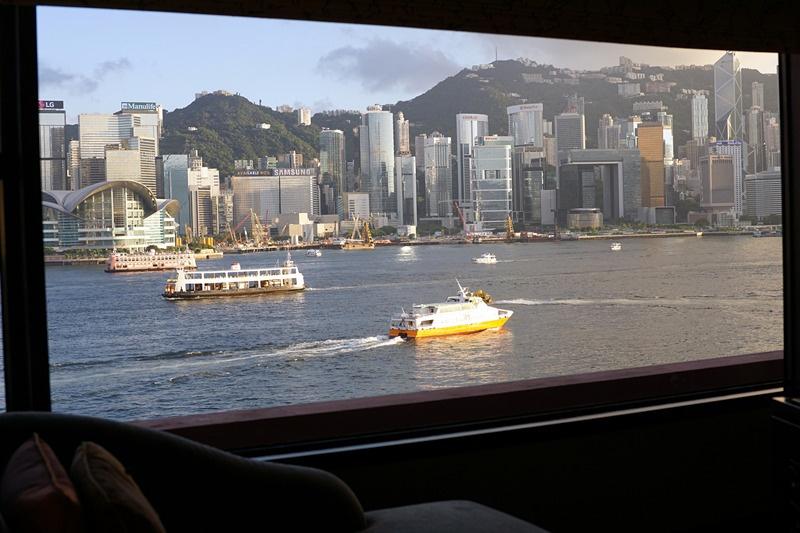 【周若雪Patty】香港维多利亚港的饕餮美景 - 周若雪Patty - 周若雪Patty