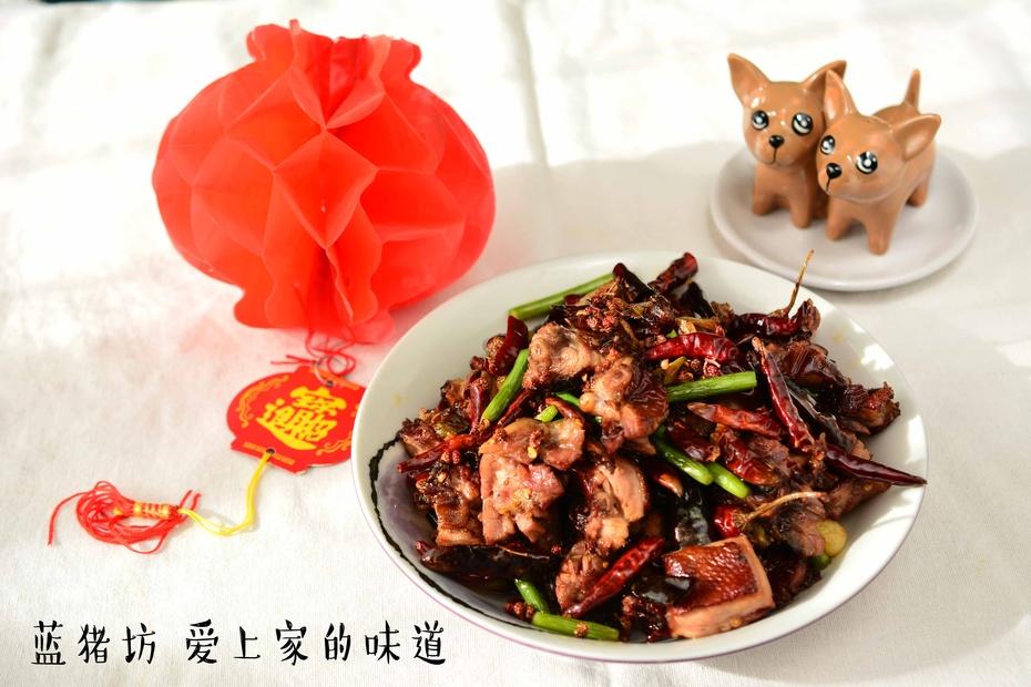 简单点,新年吃鸭的方式简单点 - 蓝冰滢 - 蓝猪坊 创意美食工作室