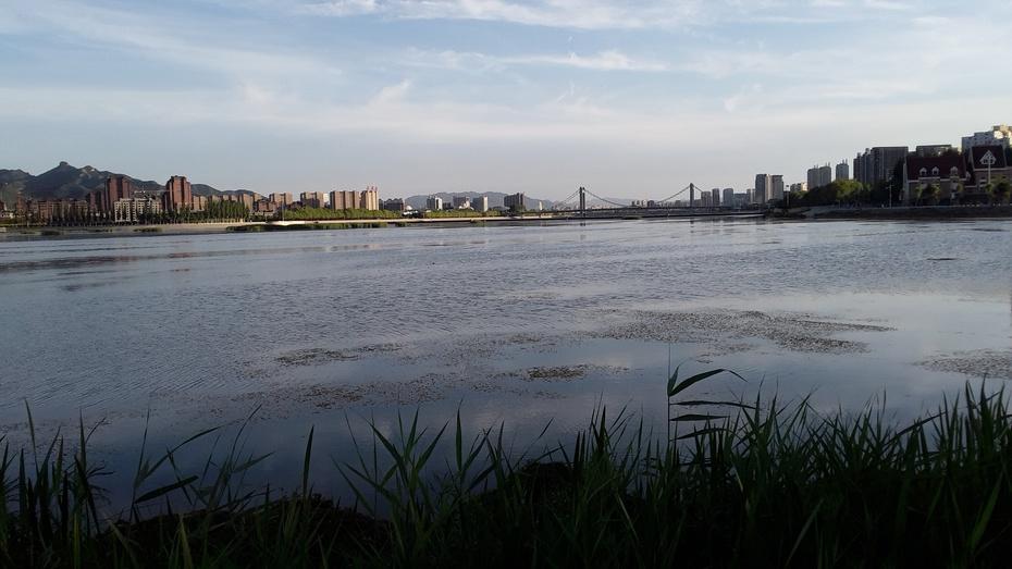 河边休闲行 - 淡淡云 - 淡淡云